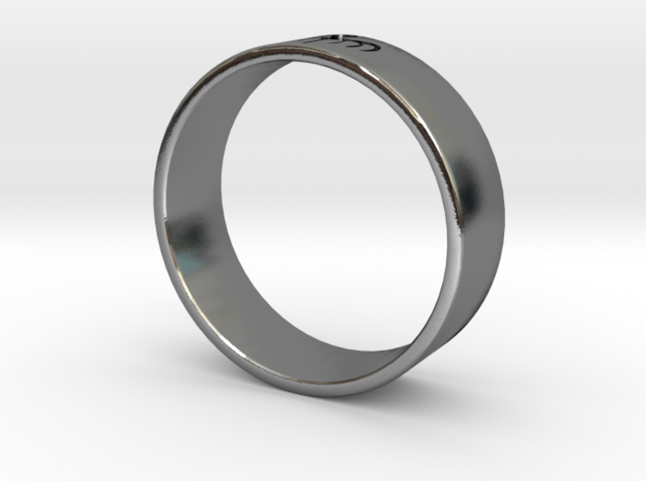 James Bond: Spectre Ring - Size 11.5 3d printed