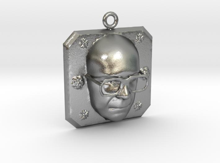 UKK Amulet 3d printed