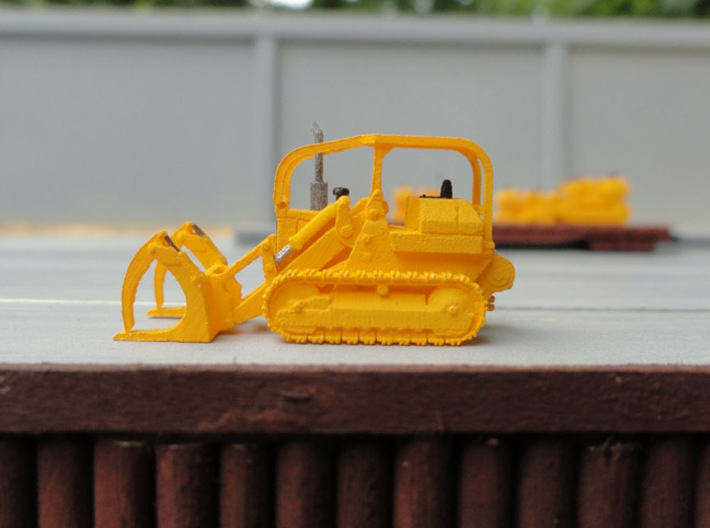 Tracked-log-loader-kit-05-14-13 3d printed