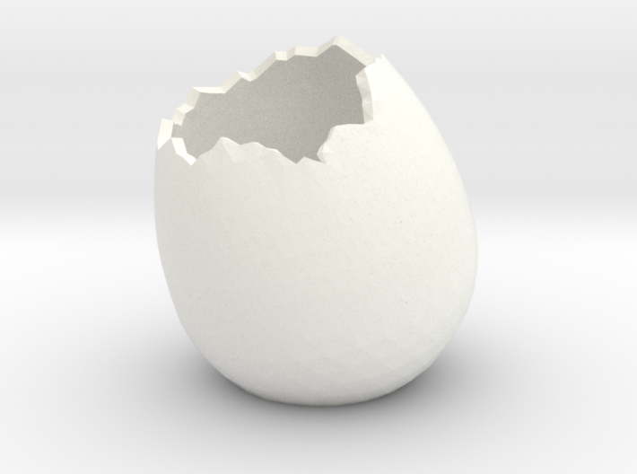 EggShell2 3d printed