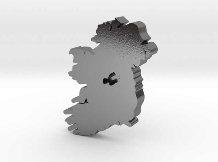 Westmeath Earring 3d printed