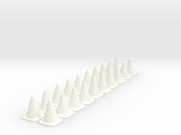 Pylons20 3d printed