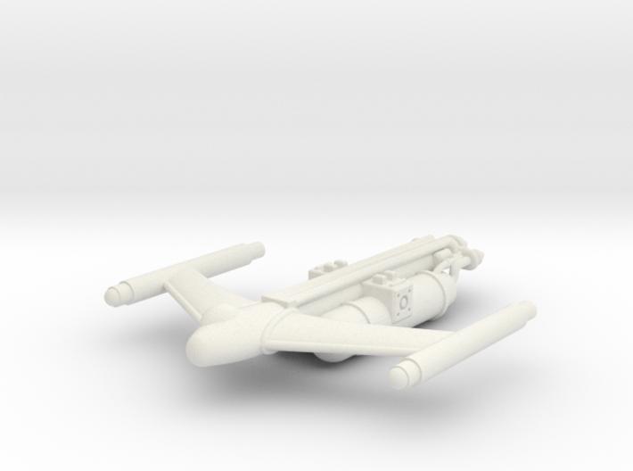 Civilian Light Tanker 3d printed