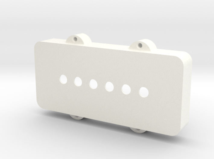 Jazzmaster Pickup Cover - Standard 3d printed