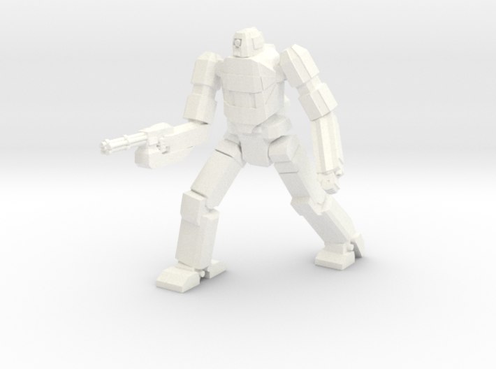 Chimera Advanced Battlesuit Walker Mode 3d printed