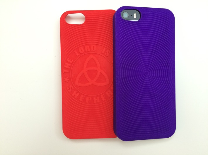 PS.23 Case - C ( iPhone 5, 5S & SE ) 3d printed