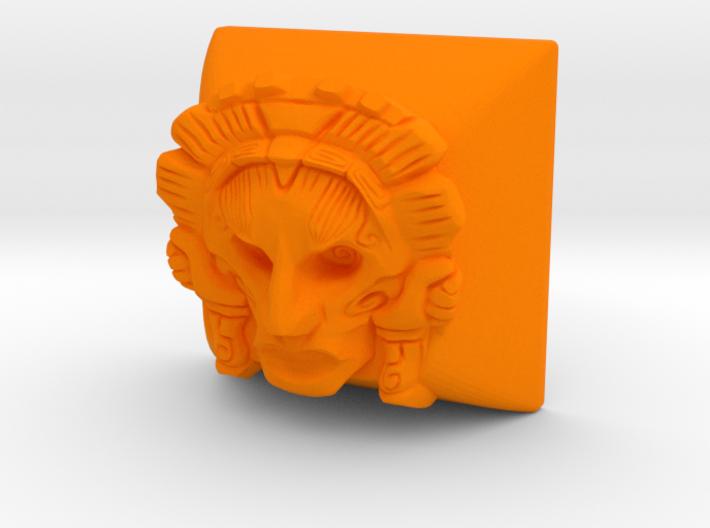 Pacal (Cherry MX DSA) 3d printed