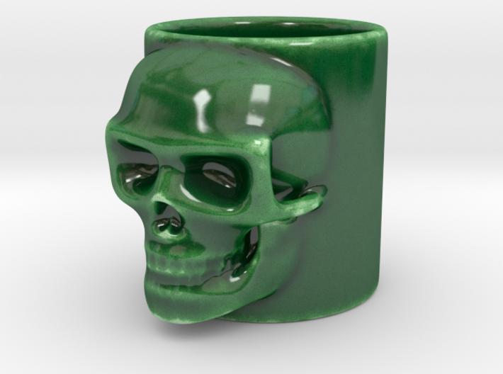 Skull Shot 3d printed