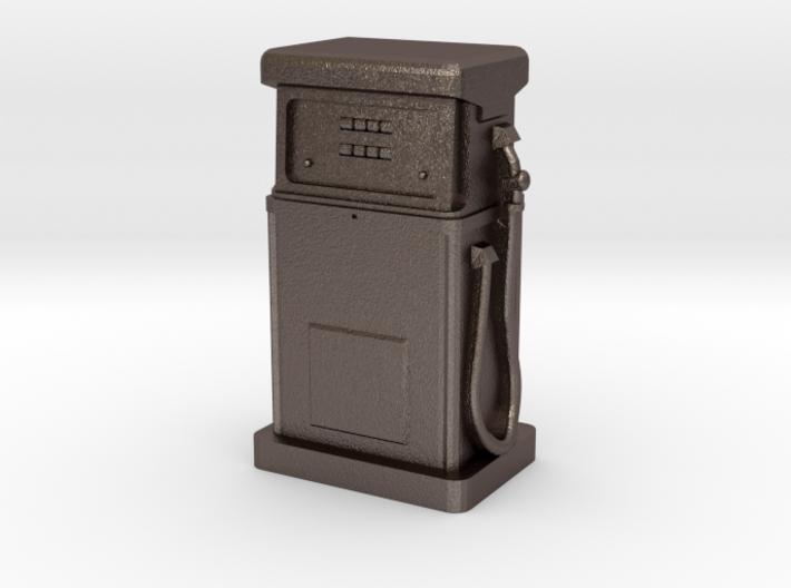 HO/OO Gauge - 1980's Petrol Pump 3d printed