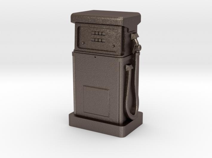 TT Gauge - 1980's Petrol Pump 3d printed