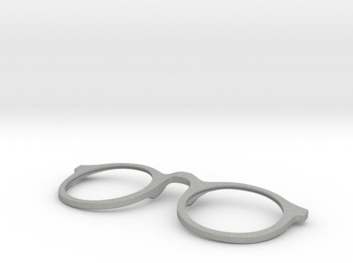 Glasse Frame - Front Part 3d printed
