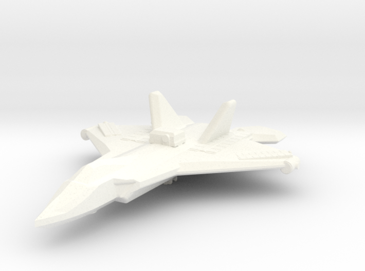 Spacce--plane 3d printed