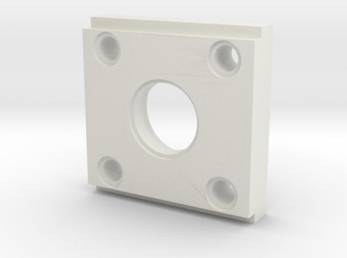 Rmp Bearingholder Cutout V2 3d printed
