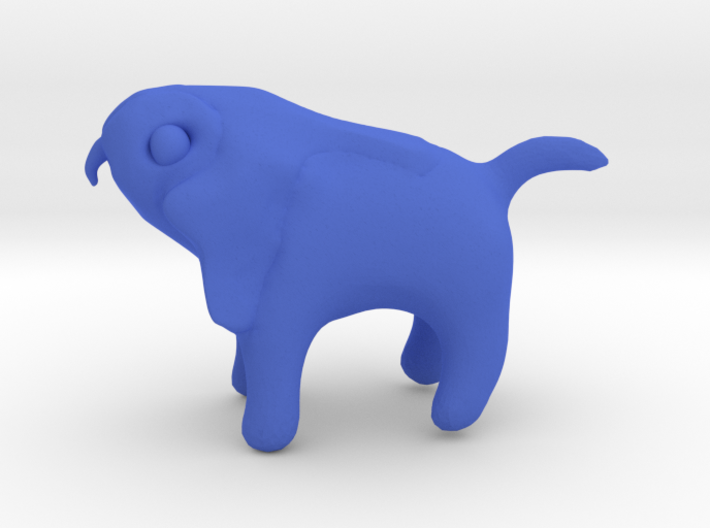 Horus Dog 3d printed