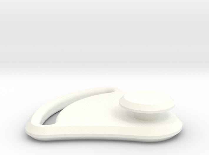 Fast Helmet Mask Loop 3d printed