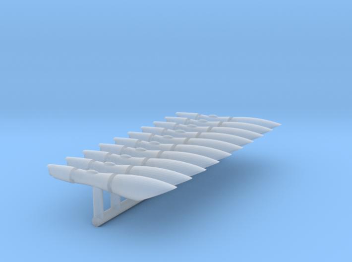 Futuristic Scope 3d printed