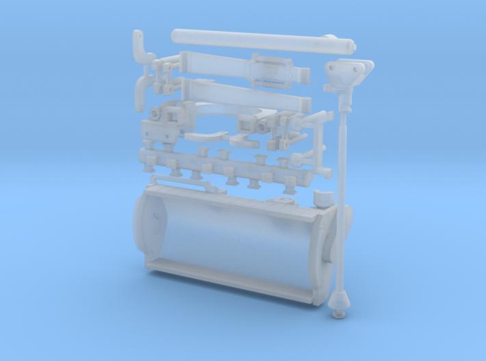 Mulcher 3d printed
