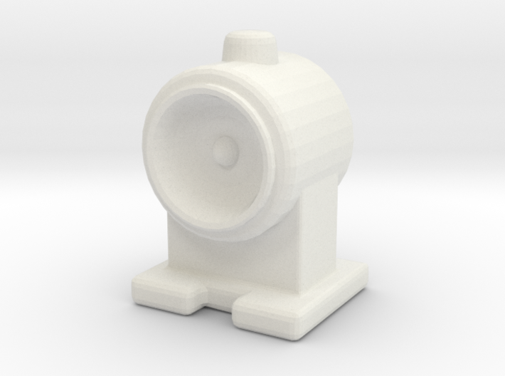 Thomas and Friends Lamp (HO/OO) 3d printed