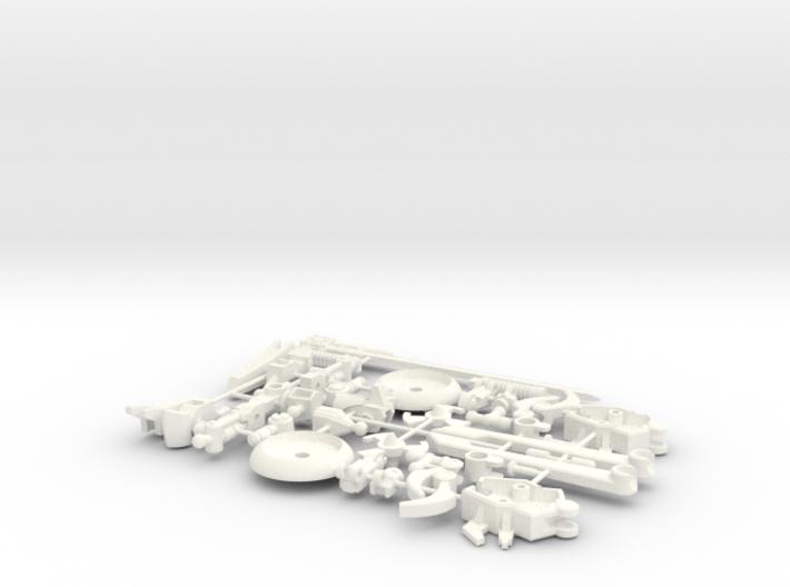 SpinAround Kit 3d printed
