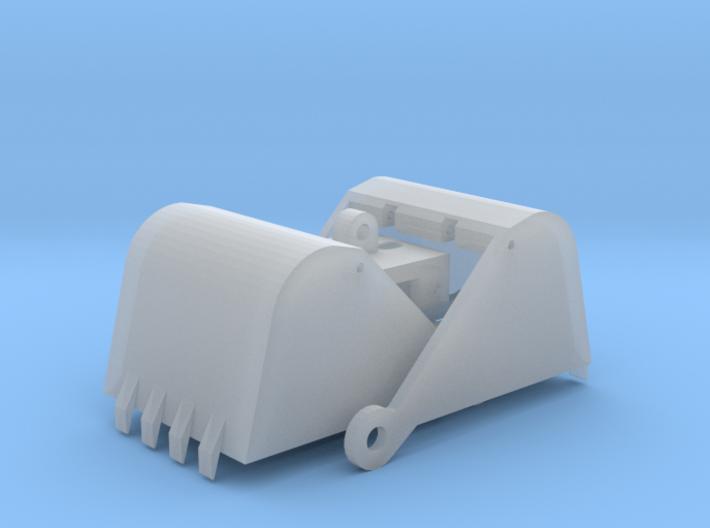 Sandgreifer 3d printed