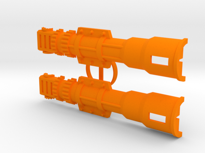 M.A.S.K. Ramp-Up cannon (15 of 15) 3d printed