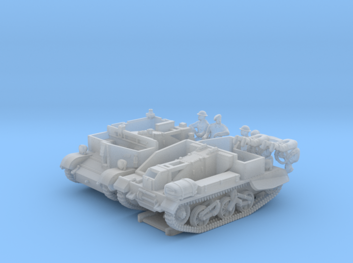 Scout and Bren Carrier  (2 pack) 3d printed