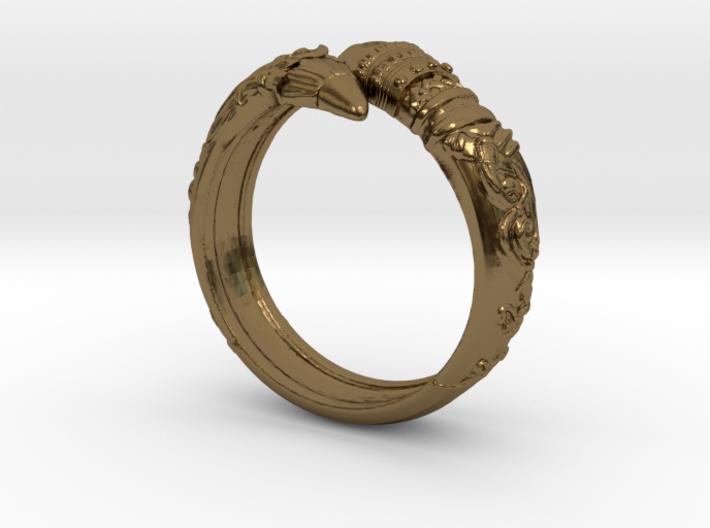 Artist's Pencil Ring 6.5 3d printed