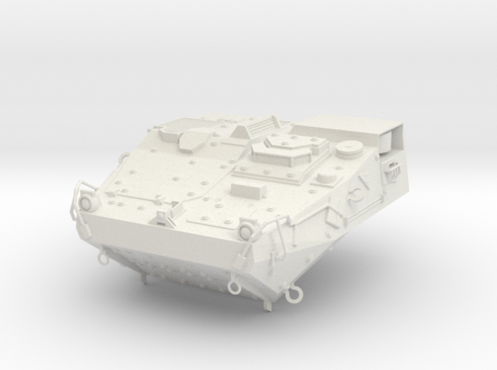 Stryker APC Front(1:18 Scale) 3d printed