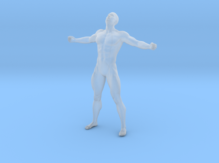 Strong Man scale 1/24  2016003 3d printed
