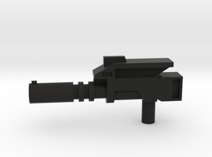 Transformers Cw Brawl G1 Gun 3d printed