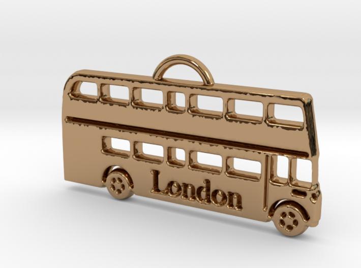 London Bus 3d printed