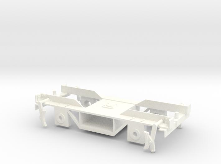Rollbock SHE Test 3d printed