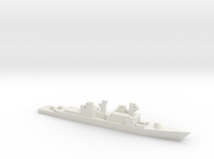 Spruance w/ Tomahawk & MCLWG, 1/2400 3d printed