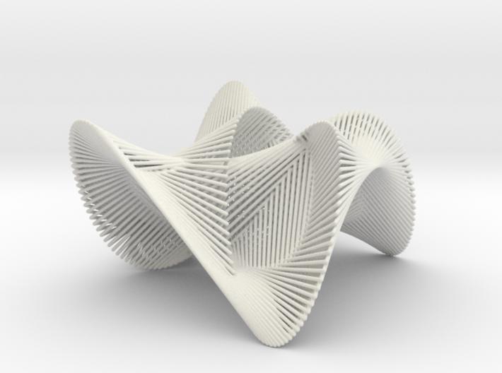 Maurer Rose 3D #4 3d printed