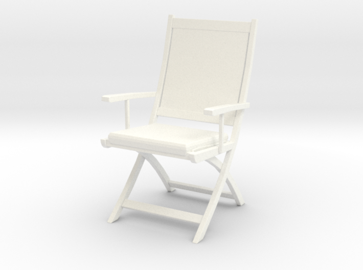 Chair 06. 1:24 Scale 3d printed