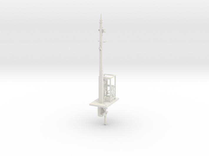NSWGR 7mm Scale 23' Signal Lower Quadrant 3d printed
