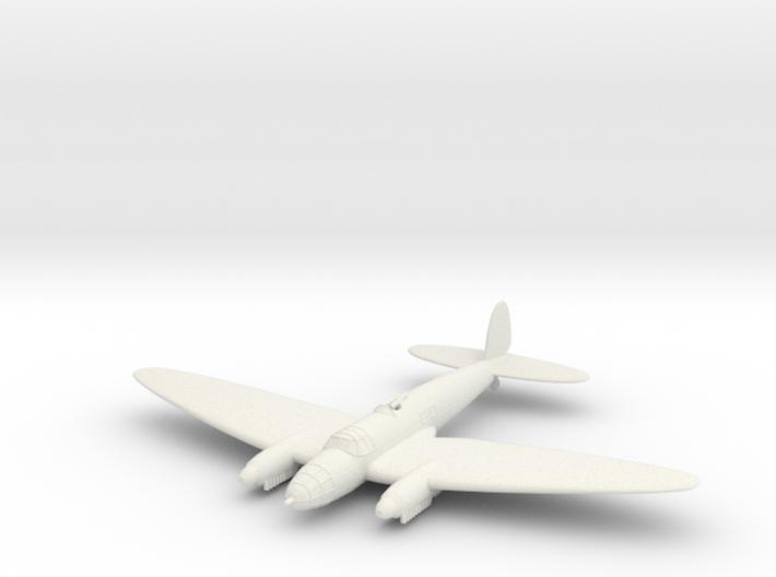 1/200 Heinkel He 111B 3d printed