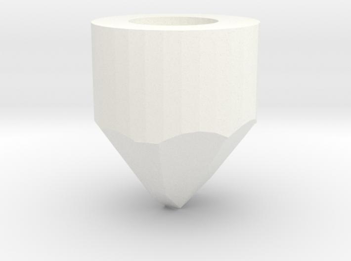 Saber pommel 4 3d printed