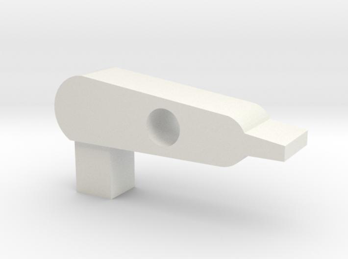 Flatnub Hopup Prowin v1 3d printed