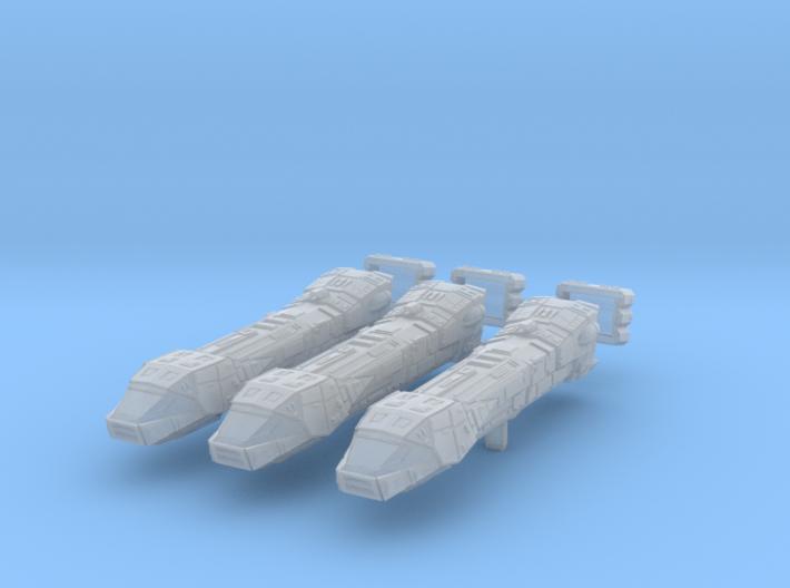 70 Carrack X3 Peg 3d printed
