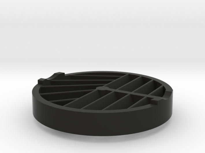 Alfa Romeo right air vent dashboard grille 3d printed