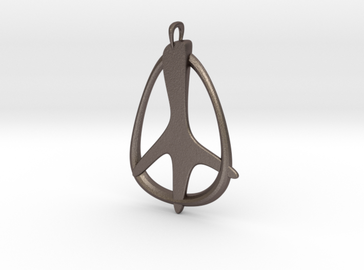 Jetset Peace 3d printed