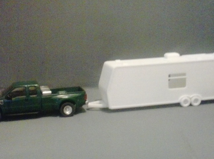 Camper 3d printed WSF - picture from customer