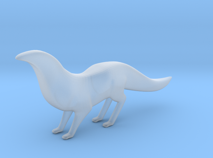 Totmi Character Figurine (Old Version) 3d printed