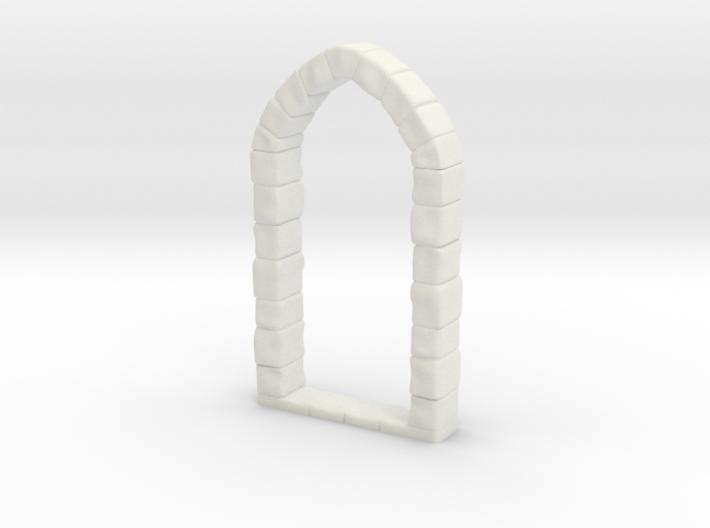Door Frame 3d printed