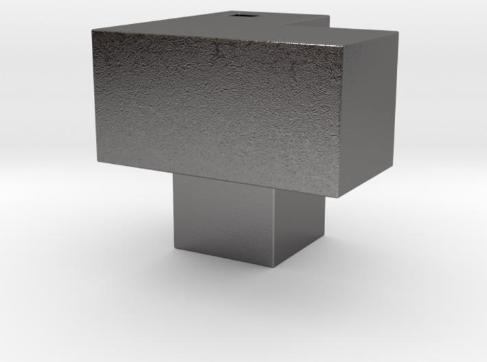 Cube Puzzle Pendant 3d printed