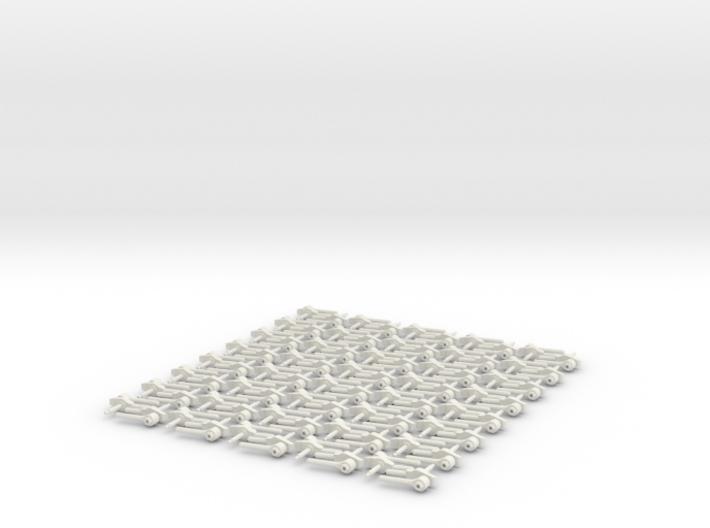 Ballistic Latch Assem 10 1 3d printed
