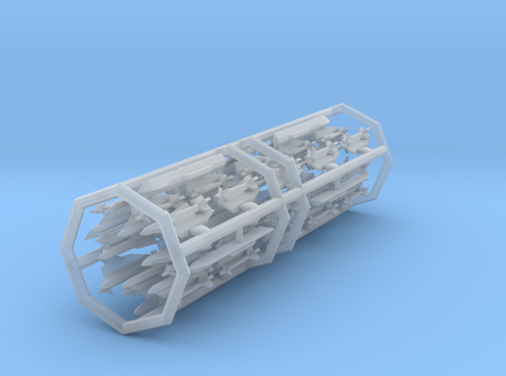 Tomcat Multipurpose Pylons x40 (FUD) 3d printed