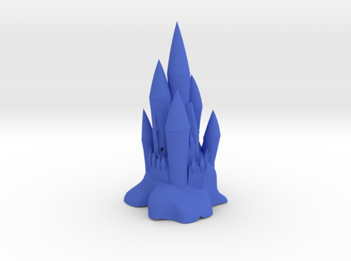 Great Castle 3d printed