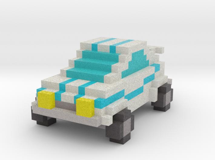 Voxel Car Type 2 3d printed